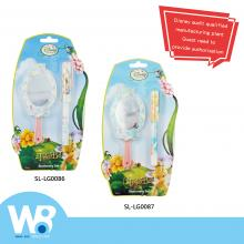 OEM-【Tinker Bell】Mirror notebook + story book pen stationery set